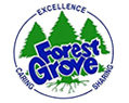 École Forest Grove School logo