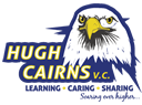 Hugh Cairns V.C. School logo