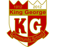 King George School logo