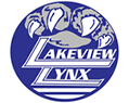 École Lakeview School logo