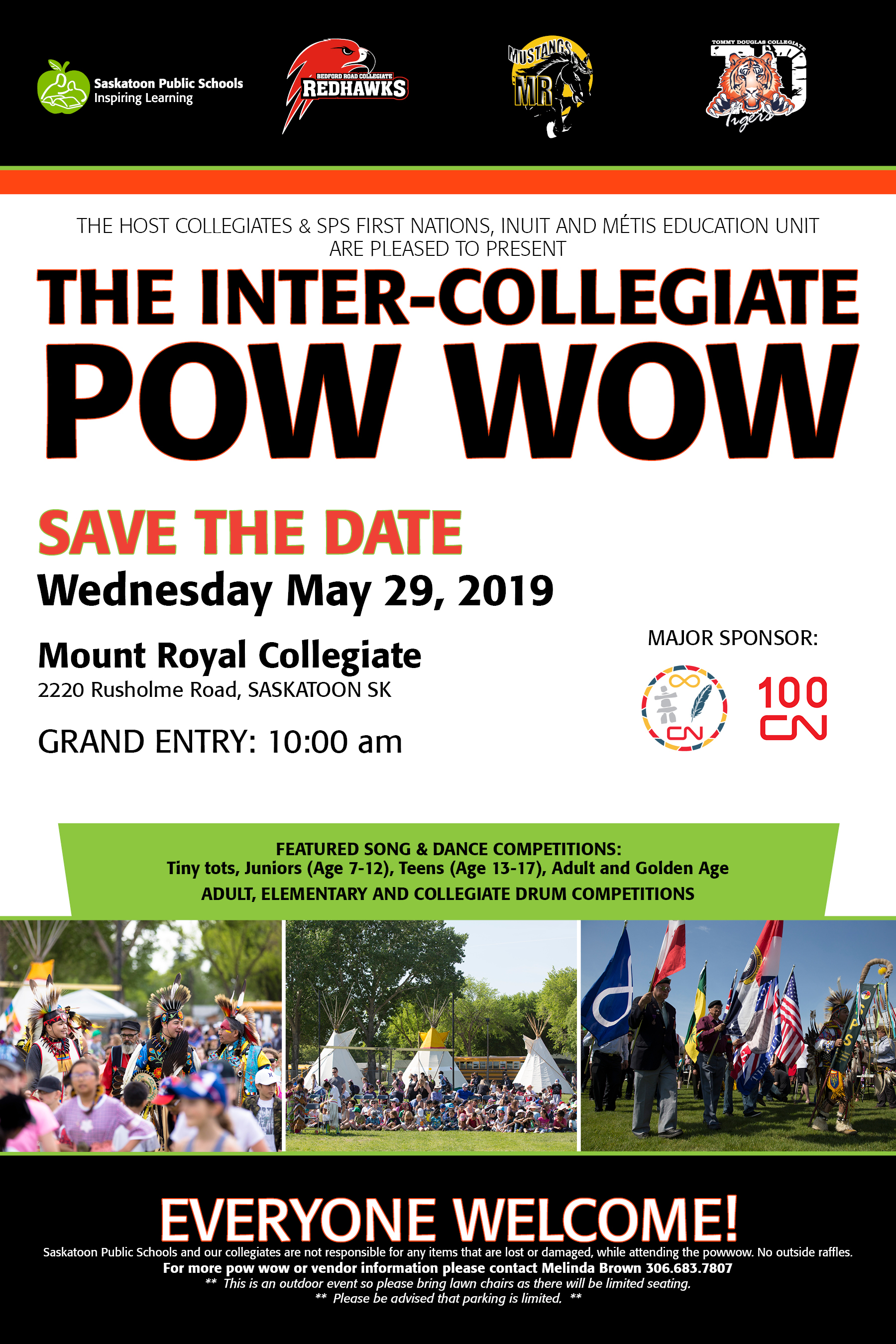 MRC BRC TDC Pow wow Save the Date POSTER May 2019 (002)