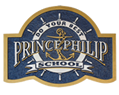 Prince Philip School logo