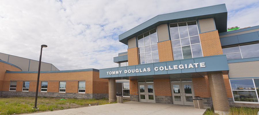 Tommy Douglas offers wide variety of program options