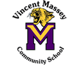 Vincent Massey School logo